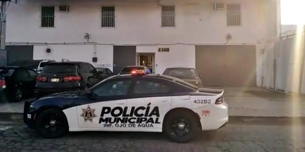 Empleado de una empresa sufrió una caída de 5 metros en Ciudad Industrial