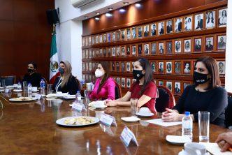 "En marcha programa ""100 Mujeres por Aguascalientes"""