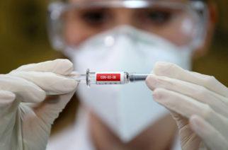Voluntario de vacuna de Oxford da positivo a Covid-19