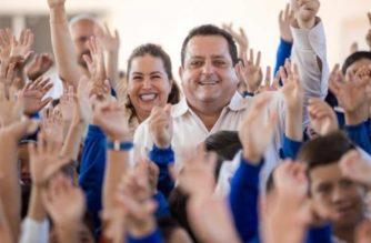 Gobernador de Baja California Sur da positivo a Covid-19