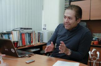 Investigador de la UAA desarrolla modelo de análisis para predecir brotes de Covid-19