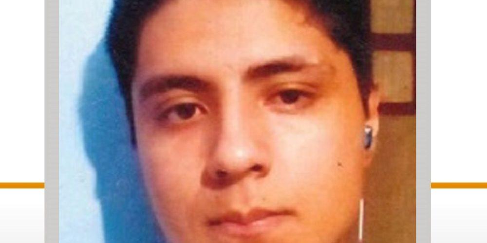 Moisés desapareció en Jalisco, lo buscan en Aguascalientes