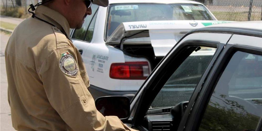 Más de 2 mil vehículos sancionados por contaminar