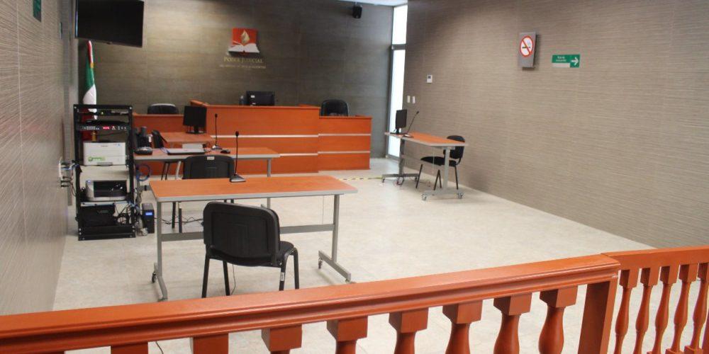 Dan prisión preventiva a Vanesa por el delito de robo calificado