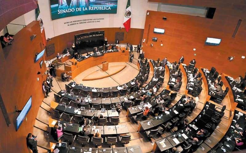 Corte notifica al Senado constitucionalidad de consulta sobre juicio a ex presidentes