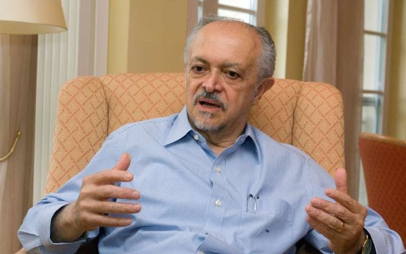 Falleció el Premio Nobel de Química, Mario Molina