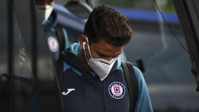 Igor Lichnovsky se despide de Cruz Azul