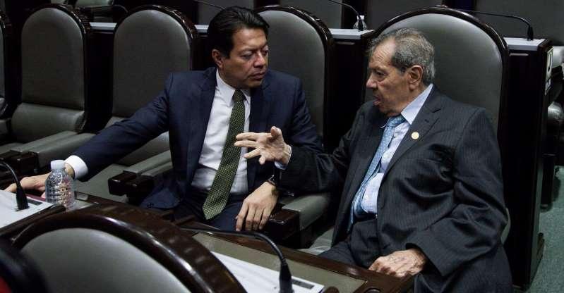 Eligen a Mario Delgado como nuevo dirigente de Morena