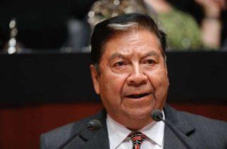 Muere Senador de Morena por Covid-19