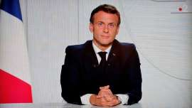 Francia anuncia reconfinamiento nacional