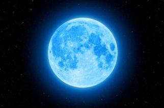Luna azul se hará presente la noche de Halloween
