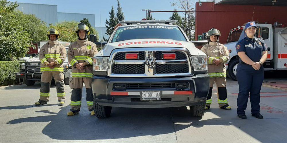 Alertan bomberos por riesgos de accidentes en casa