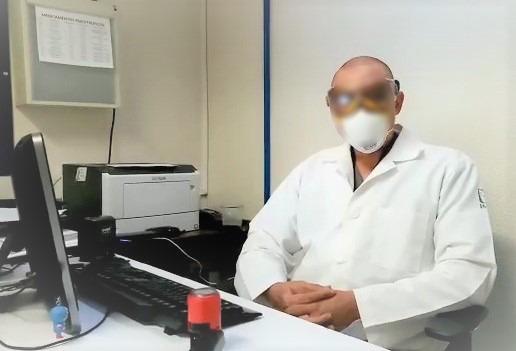Médico del IMSS dona plasma para pacientes Covid-19 en Aguascalientes