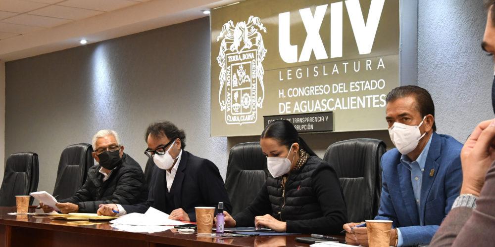 Definen a integrantes de la comisión de selección del CPC del Sistema Anticorrupción
