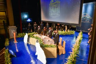 Aguascalientes celebra 445 años de su fundación