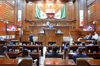 No se descarta suspender sesiones en Congreso del estado por pandemia: Morena