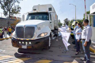 Se rehabilita la estación de transferencia de residuos sólidos