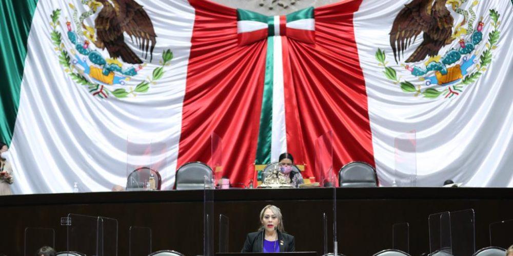 Diputada federal por Aguascalientes dice que votó contra eliminación de 35 fideicomisos pero no le hicieron caso
