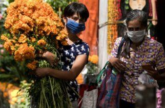 México registra  88,312  defunciones por Covid-19