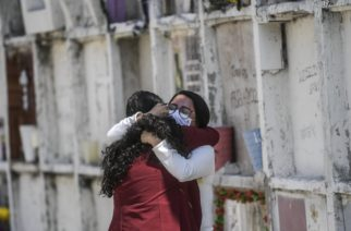 México registra 90,773 defunciones por Covid-19