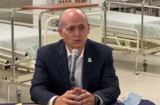 Reprocha sector salud atención tardía de enfermos de Covid-19
