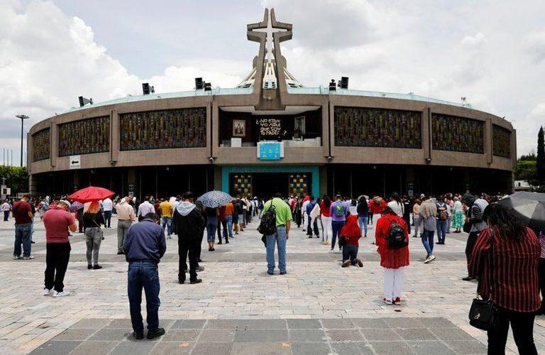 Cancelan festejos del 12 de diciembre a la Virgen de Guadalupe