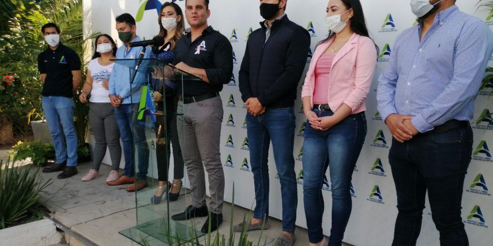 Reta el PLA a partidos a realizar campañas virtuales para el 2021