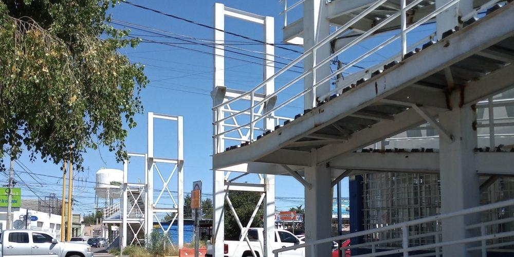 """A dos años del """"Puente invisible"""" de Avenida Aguascalientes"""
