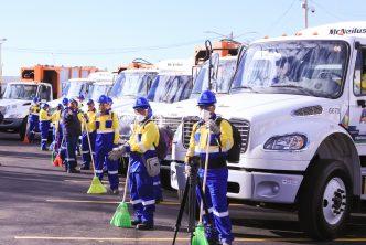 Municipio de Aguascalientes fortalece el servicio de limpia