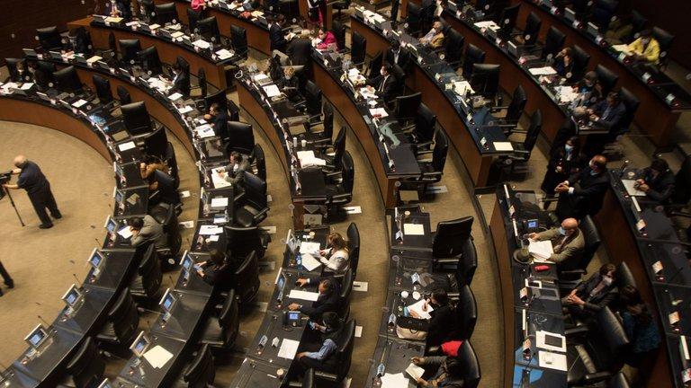 Senado aprobó la consulta popular de AMLO para enjuiciar a ex presidentes