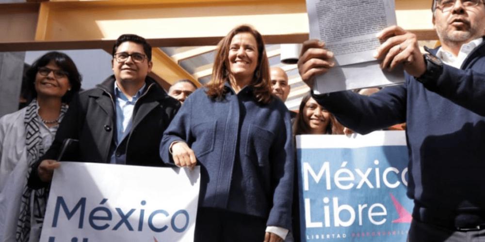 TEPJF niega el registro de México Libre como partido