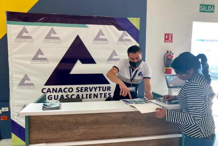 Centro de Atención Municipal integra un módulo de Canaco