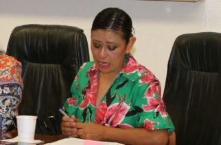 Plazos para gente que no tenga para pagar el servicio de agua, pide diputada panista