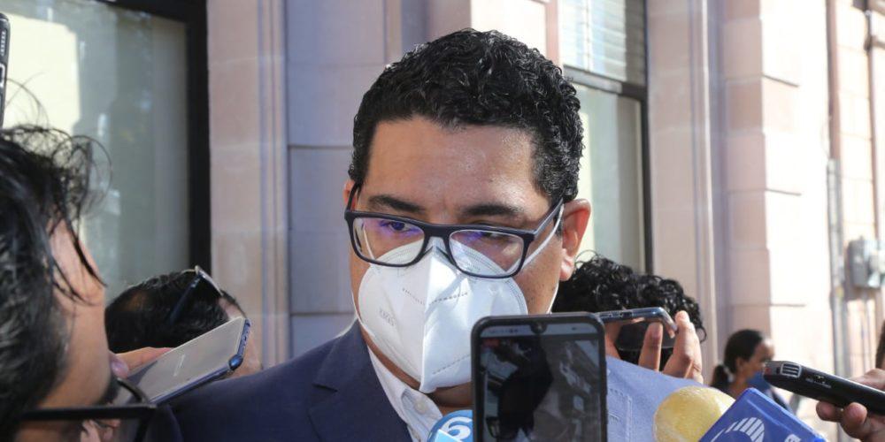 Las adicciones ahogan a Aguascalientes: García