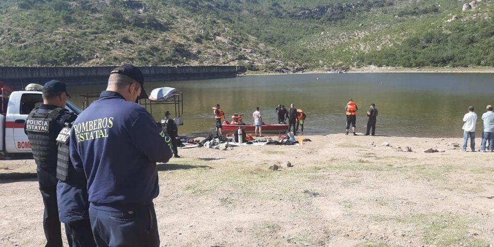 Localizan cuerpo de adolescente ahogado en la presa Los Arquitos
