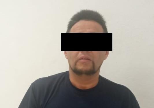 Detienen a sujeto que tenía encerrada a su pareja en domicilio de la Guadalupe Posada