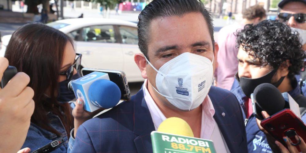 Acusa Báez corrupción de AMLO por eliminación de fideicomisos