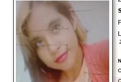 Alondra desapareció en Zacatecas, al buscan en Aguascalientes