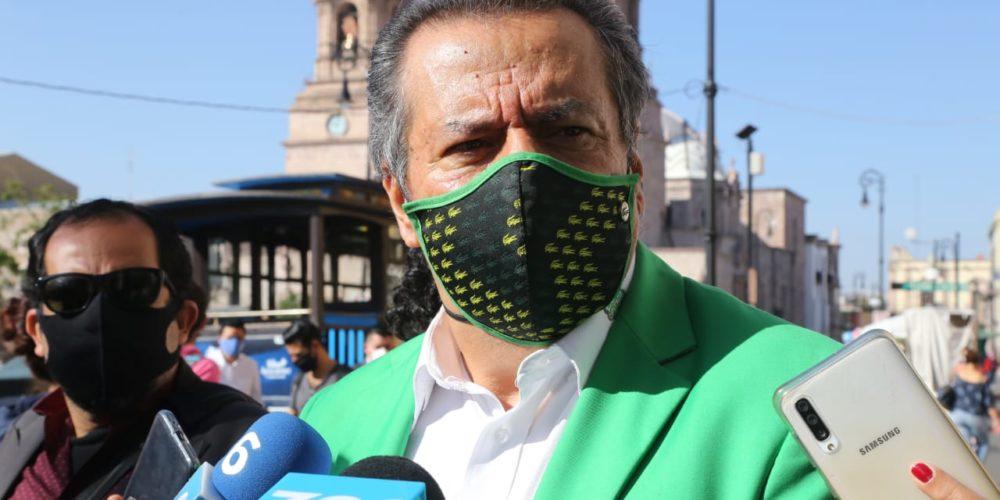 Colectivos ambientalistas se están prestando al golpeteo político, acusa PVEM