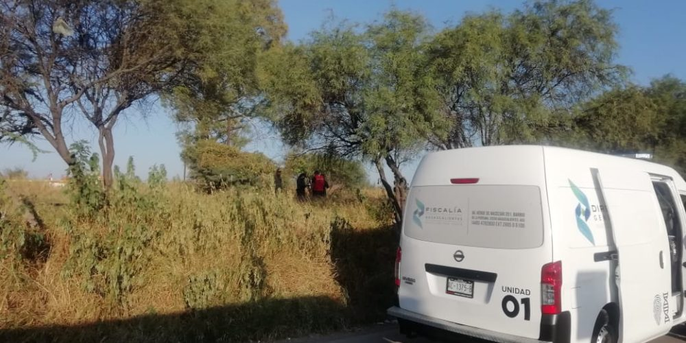 Muere hombre tras ser arrollado por el tren en Pabellón de Arteaga