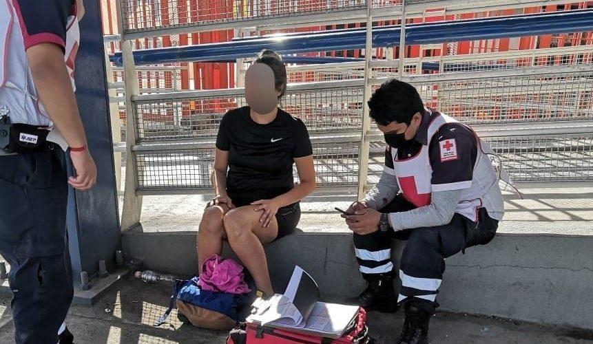 Salvan a mujer embarazada del suicidio en Aguascalientes