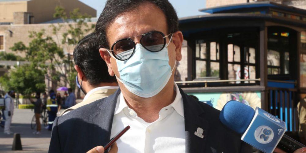Reiteran que no habrá vuelta al confinamiento en Aguascalientes