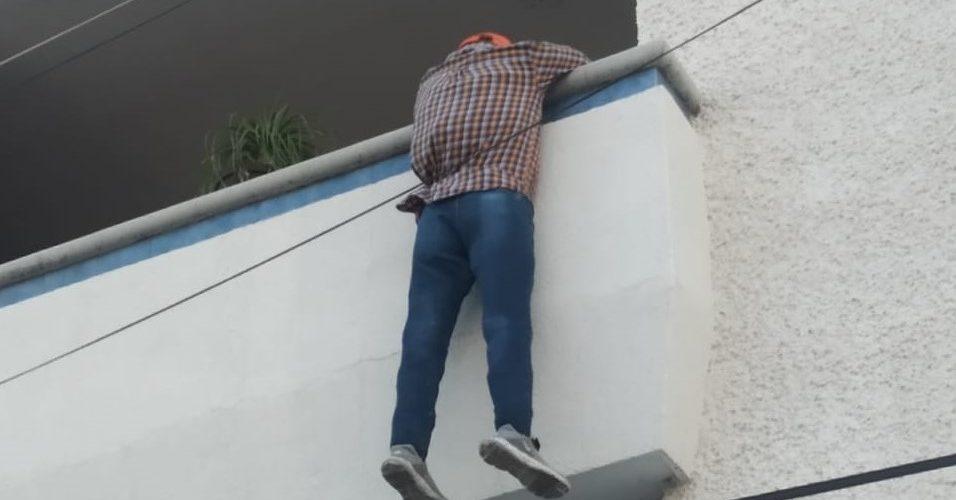 Muñeco de trapo provoca movilización de policías en Aguascalientes
