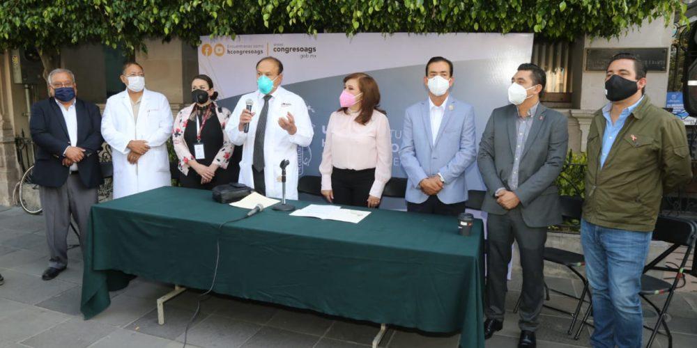 6 médicos han perdido la vida en Aguascalientes por Covid