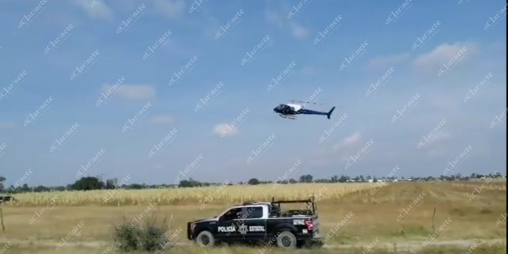 Reciben a balazos a ministeriales en El Llano, iban a realizar un cateo