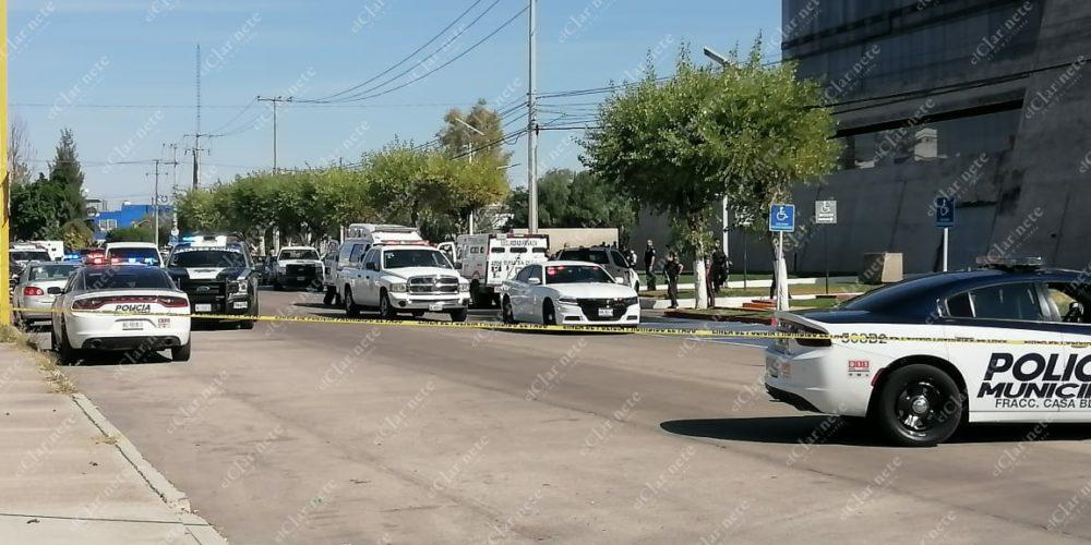 Intentan asaltar camión blindado en Aguascalientes, hay un 1 herido