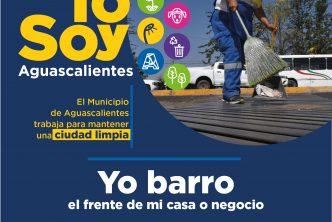 """Arranca campaña """"Yo Soy Aguascalientes: Servicios Públicos de Calidad"""""""