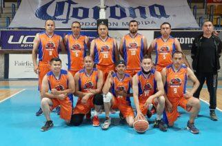 SSPE logra el tercer lugar en torneo de basquetbol de servidores públicos