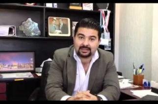 Regidor del PRI cuestiona falta de información en documento presentado ante Cabildo de Aguascalientes