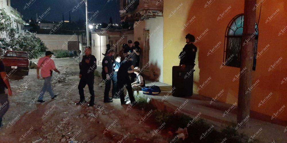 Balacera deja 1 muerto y 2 heridos en Las Cumbres